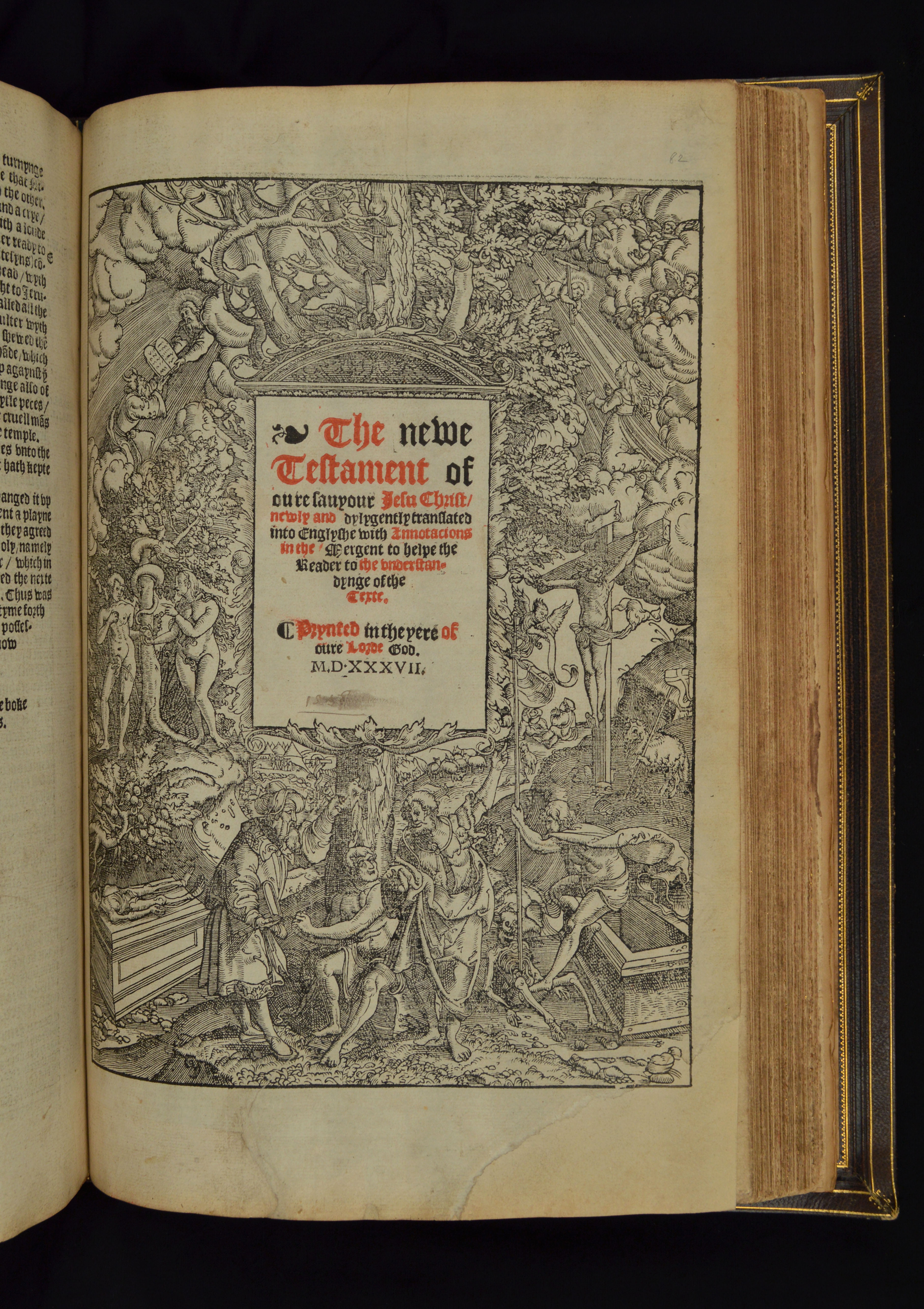 bible in english 1537 rare bible collection mobia